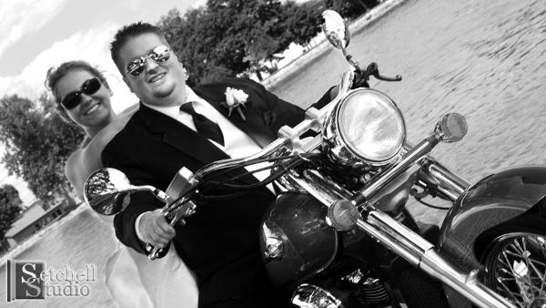 Wedding-Illinois-Motercycle-Photography-Harley